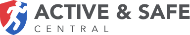 Active & Safe logo